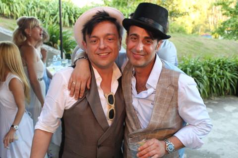 Boda Gorka y Ruben. Galería para invitados.