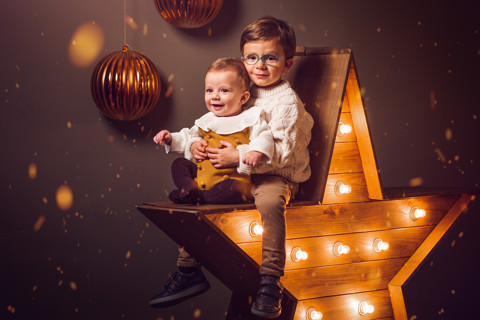 Markel y Luken. Christmas Session