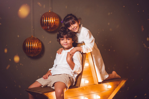 Elaia y Aiur. Christmas session.
