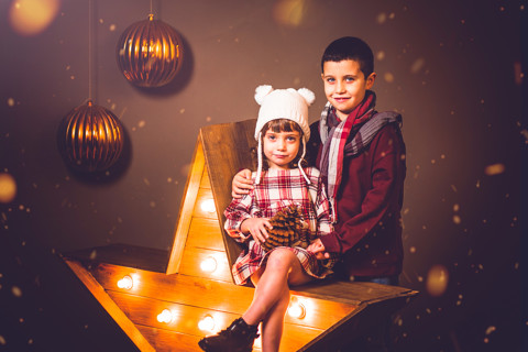 Markel y Ane. Christmas Session.