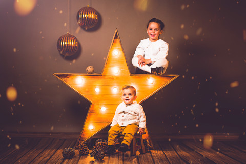 Ariane y Asier. Christmas Session.